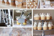 Birthday Party Ideas for Hailey / by Jennifer Dunn