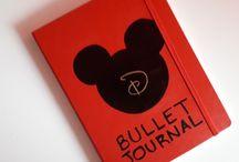 Bullet Journal Disney