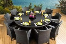 Rattan Garden Outdoor Dining