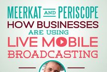 Periscope | Meerkat | Blab / Video Streaming