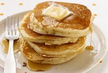 Muffins & Pancakes & Breads