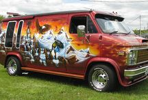 Classic Custom Vans
