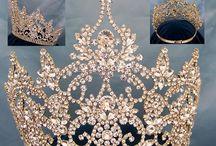 Jewellery ~ Crowns/Tiaras