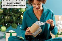 GAIAM Holiday Wishlist
