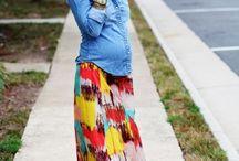 ciazowe outfity