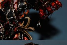 Chaos / Inspiration for Chaos painting