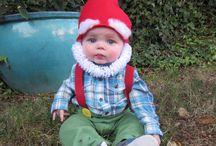 Costumi di halloween neonato