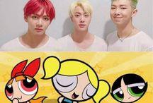 K-pop/K-pop memes