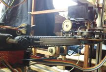 My Projects: electronic mechatronic robotic technology / My electronic project collection