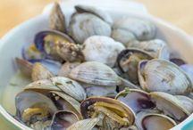 Seafood / by Dina Mastriani