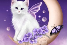 Cats! / Cat items I just love!! / by Rebecca C