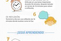 Creatividad e Inspiración - Infografías