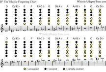 Flute charts