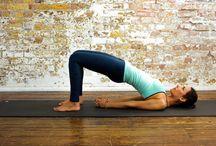 Yoga poses / Yoga poses that I would like to master.