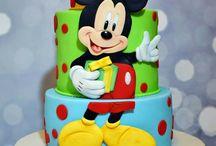 Children's cake ideas / Cakes