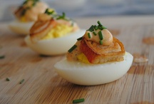 Appetizers/Party Food Recipes / by Simple Living and Eating
