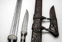 Swords/Sword and Knife sets