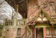 Faery houses