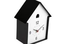 Relojes de pared / Hemos creado este board para mostrar los relojes de pared más originales y divertidos que tenemos en Suska.