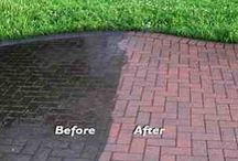 Driveway Cleaning Bristol / Driveway, patio and deck cleaning, repair and protection services