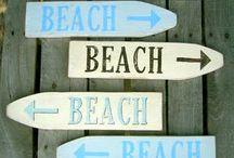 Beach's < 3 / by Karen Hunter