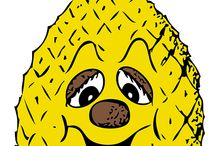 Pineapple / It's a pineapple