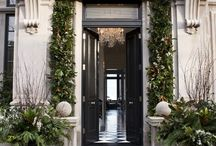ARCHITECTURE / Buildings & Design, Hallways,  Doors & Windows, Stairs