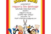 Looney Tunes Party Ideas