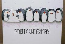 CHRISTMAS CARD SILVIA