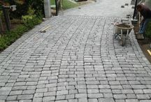 Hardscapes / Pavement, pavers, cement....it's all here.