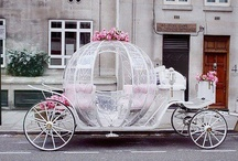 Horse Drawn Wedding Carriages / Selection of Horse Drawn Carriages available from Premier Carriage Wedding Transport.