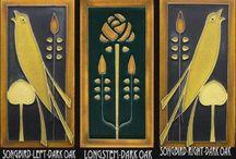 Arts & Crafts-Prairie Design