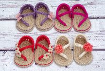 Sandalias de bebé