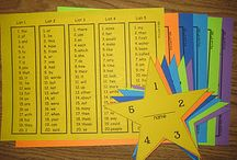 Fry Word List Activities / by Emily Ream