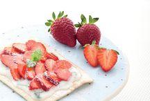 A tutta fragola! / Fragole a tutto pasto, perché no? Scopriamo come inserire nei nostri menu questi deliziosi frutti che si abbinano molto bene a tanti ingredienti sia dolci che salati...