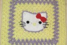 Crochet: Squares / by Patti Stuart