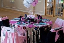 Party Plans / by Rhonda Fraction-Bradley