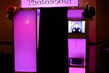 LED Photo Booth NJ  / Unique LED photo video booth by Ultimate Party Central