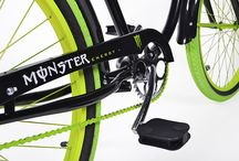 Corporate Cruisers / Use Villy Customs to create the perfect branded bike for your company!