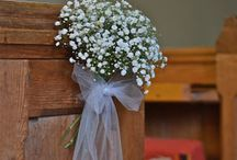 Church Flowers / Pews, alters, and all things church-y