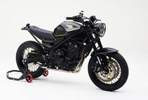 Custom Honda CB500F Scrambler Motorcycle (CB500S) | Vintage / Retro Bike / Custom 2017 Honda CB500F Naked Sport Bike / Scrambler Motorcycle | More at www.HondaProKevin.com