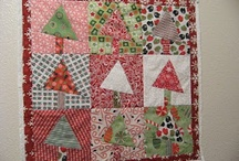 Quilts - Paper piecing