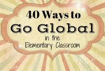 World Culture for Kids / Let's teach kids about the value and culture of people from all parts of the globe. Here are some great resources for home or the classroom.