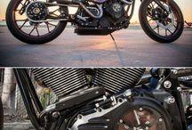 バイク/車