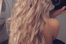 hair / by Hannah Moretti