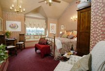 Our Rooms / Luxurious rooms and suites at Mill Rose Inn. / by Mill Rose Inn