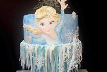 Frozen a víly a princezny