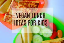 Vegan Baby/Kids Ideas / Popular Vegan Food Ideas for Babies and Kids