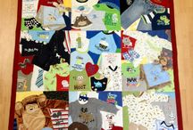 Memory Quilts / Quilts are an excellent way to reminisce and to share life experiences and joys!