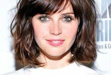 coloration des cheveux aux yeux verts
